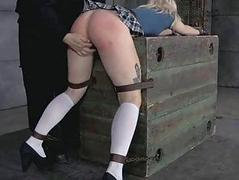 BDSM Slave Ella Nova Locked..