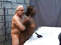 Male dom black slave girl
