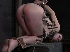 Torturous clamping for..