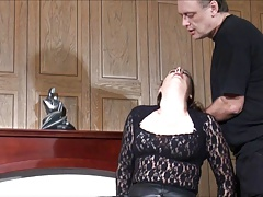 milf gets orgasms off out of..