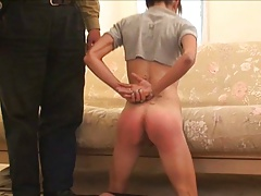 spanked not susceptible her..