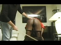 Black Girls gets Spanked