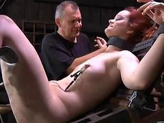 Lusty collaring for sweet..