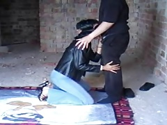 a slave wife tortured in..