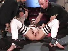 Stunning wench is humiliated..