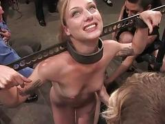 Slave receives a group..