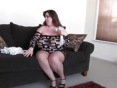 Joy, bondage up pantyhose 2