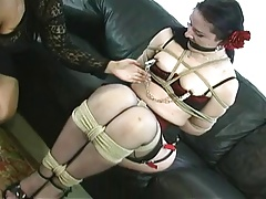 caroline pierce tied up 2
