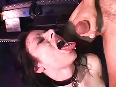 Rough sex with slavegirl