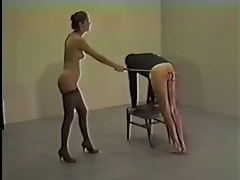 Mistress gets exited from..