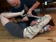 Flesh-coloured Etreme Hogtie