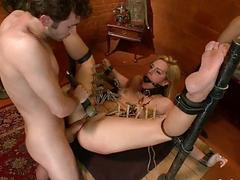 Isis Love James Deen with..