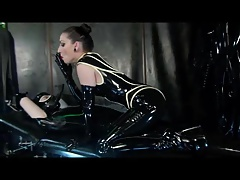 latex clad smoke sieve