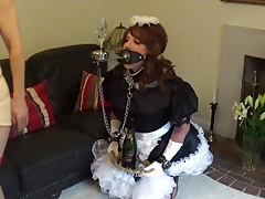 Madame Cs strict  sissy maid..