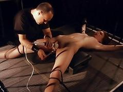 Slave pussy broadness for..