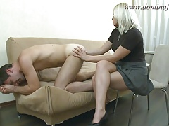 DominaFist - Getting absent..