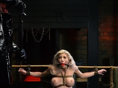 Bondage way-out squirting..