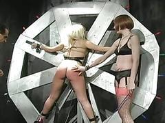 Babe pioneering torture