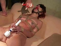 Slavegirl gets punished and..