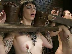 Slave hot spread out