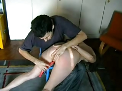 Spanking with an increment..