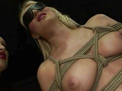 Mistress playing far slavegirl
