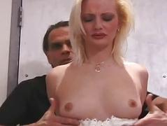 Chick mischievously punished