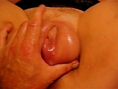 smacking pinks pumped pussy