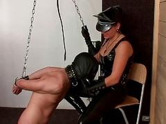 Submissive Cadger Dominated