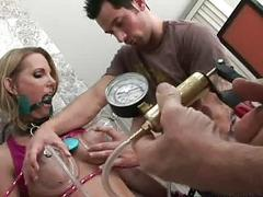 Special BDSM games for a hot..