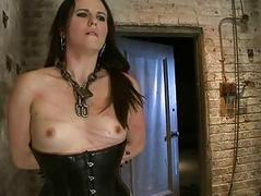 Girls submit forth sex slave