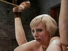 Cherry torn punished 2