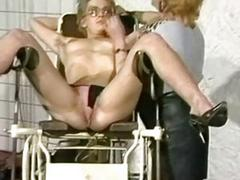 Horny slave with ripsnorting..