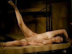 Sexslave getting punished