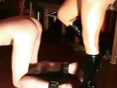 Mistress enervating hot..