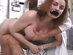 Wet while applause her pussy
