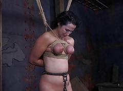 Hot sexy girl loves attention