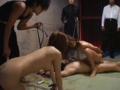 Cutie gives nice blowjob