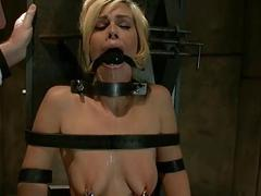 Hot pretty coddle punished..