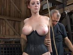 Sexy torment for sweet slaves