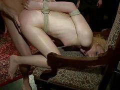 Huge soul submissive housewife