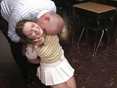 Girl punished by husband and..