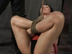 Hot slave delights close by..