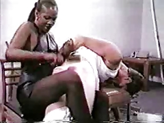 Dominant Black Housewife