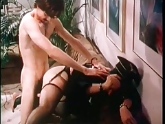 Blooper can fuck by her slave