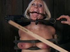 Torturing a petite sweetheart