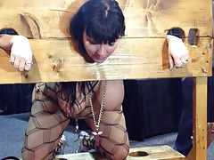 Orphee Slave Slut for gangbang