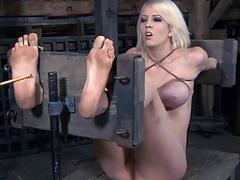 Torturing beauty with mating..