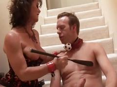 Hot mom getting fucked by..
