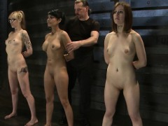 Fetish Nipples Clamped Casting